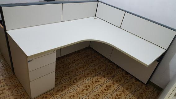 Escrivaninha - Mesa Em L