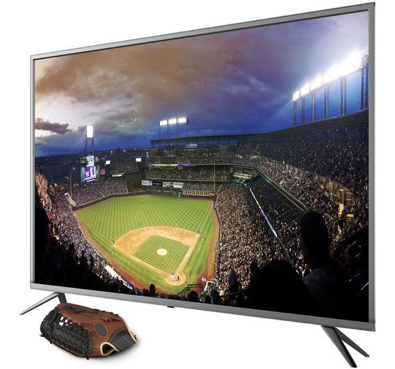 Televisor Tv 50 Pulgadas Led Cyberlux 4k Ultra Hd Usb Hdmi