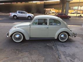 Volkswagen Fusca 1960 Alemão