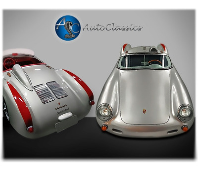 Porsche Spyder 550 Réplica