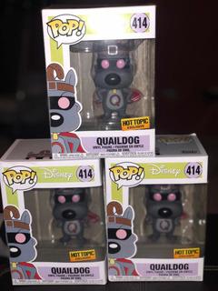 Funko Pop Quaildog Original