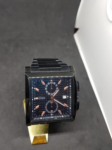 Reloj Guess Steel De Acero Inoxidable Para Caballero