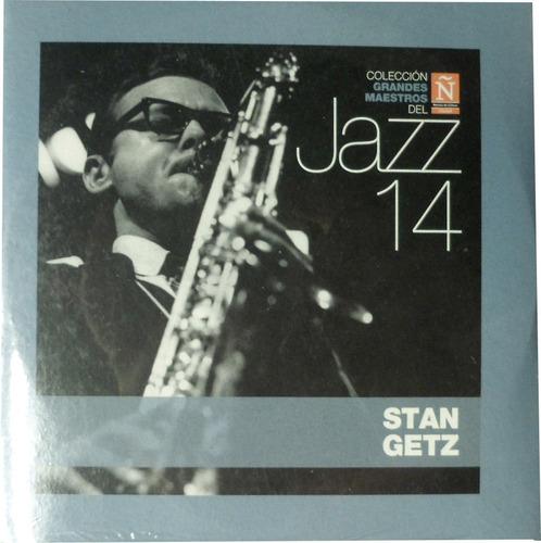 Cd Musica Jazz Stan Getz De Revista Ñ V6042