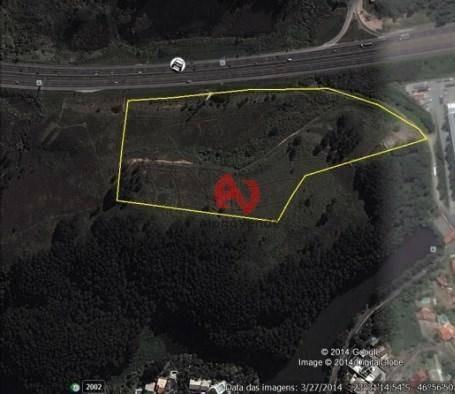 Área Comercial À Venda, Itaqui, Itapevi - Vocação Para Condominios Logisticos - Ar0076