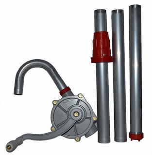 Bomba Tambor 200l Aceite Diesel Parafinas Manual Aluminio