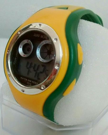 Relógio Digital Academia Caminhada Esporte Barato