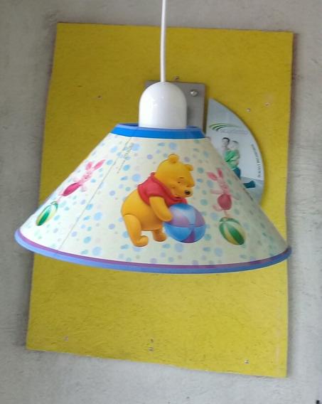 Lampara Decorativa Disney De Colgar(varios Modelos)