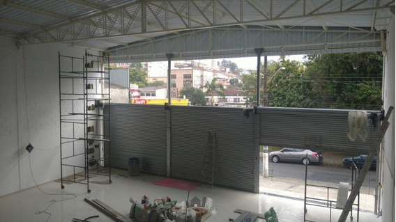 Galpão Com 600m² A. C 6vagas Assunção - Sbc - It306-2