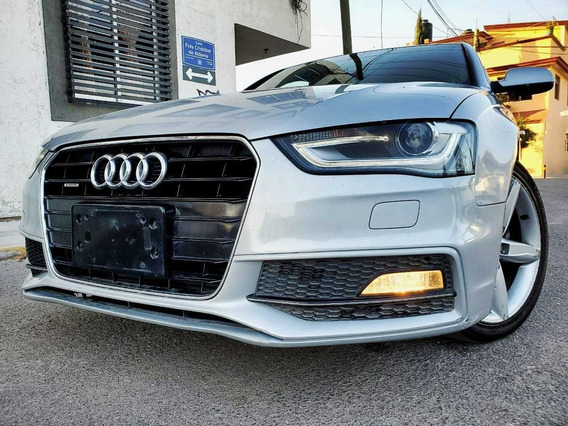 Audi A4 2.0 T Trendy Plus 225hp Mt 2016