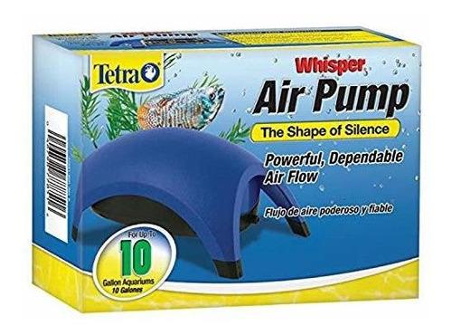 Tetra Whisper Bomba De Aire Facil De Usar Para Acuarios No U
