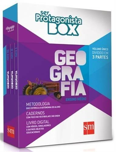 Ser Protagonista - Geografia - Ensino Médio - Integrado