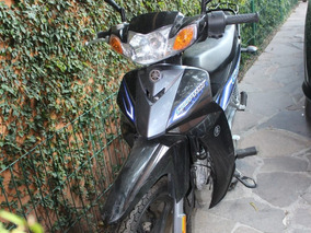 Moto Yamaha Crypton 2015 / Semi Nueva / Una Solo Dueño
