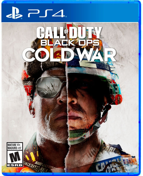 ..:: Call Of Duty Black Ops Cold War ::.. Ps4 Playstation 4