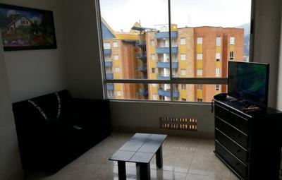 Alquiler Apartaestudio Amoblado Medellin, Economico Y Barato