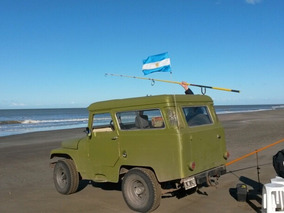 Jeep Jeep Ika. Titular Modelo 1958
