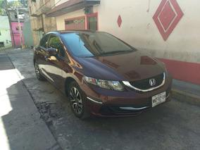 Honda Civic Excelente Estado ¡seminuevo! Precio A Tratar
