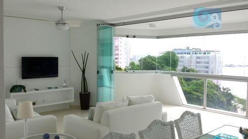 Imagem 1 de 30 de Apartamento À Venda, Praia Das Astúrias, Guarujá. - Ap4429
