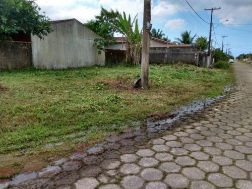 Terreno No Jamaica Em Itanhaém, Lado Praia À 600m Do Mar