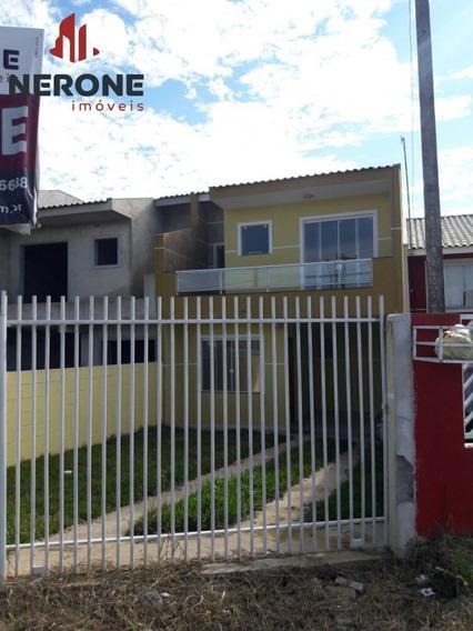 Sobrado A Venda No Bairro Itaquí Em Campo Largo - Pr. - 154-1