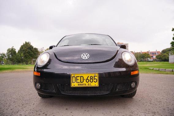 Volkswagen New Beetle, 2009, 2.0, Perfecto Estado