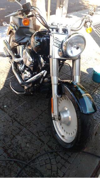 Harley Davidson Fat Boy 2009 Super Nova