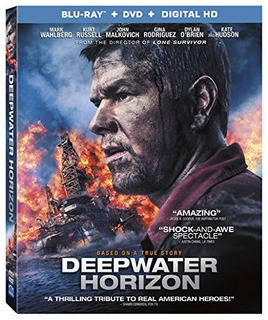 Blu-ray : Deepwater Horizon (with Dvd, 2 Pack, 2 Disc)