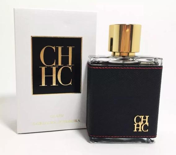 Perfume Ch Men Ch Masc Edt 200ml 100% Original + Brinde