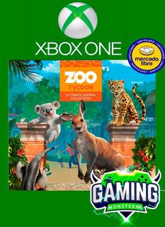Zoo Tycoon Ultimate Edition Xboxone Offline