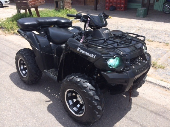 Kawasaki Brute Force 750 4x4 Inyeccion 2010