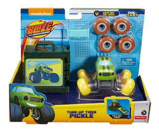 Pickle Tune-up Tires Blaze And The Monster Machines