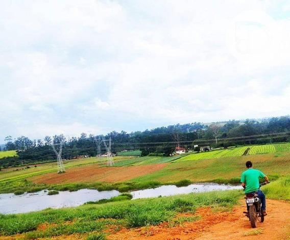 Área Rural À Venda, Bairro Da Usina, Bragança Paulista. - Ar0071