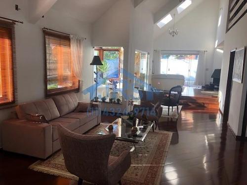Imagem 1 de 30 de Sobrado Com 4 Dormitórios À Venda, 400 M² Por R$ 1.850.000,00 - Residencial Seis (alphaville) - Santana De Parnaíba/sp - So0373