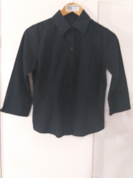 Camisa Mujer Impecable M Corta