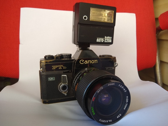 Câmera Canon Ftb