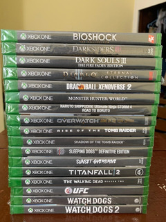 Xbox One Venta Y Cambio De Juegos Usados Nuevos Gxa.