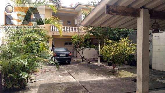 Casa Residencial Em Vila Figueira - Suzano, Sp - 3218