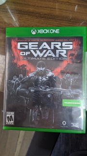 Gears Of War Ultimate Edition Xbox One Fisico