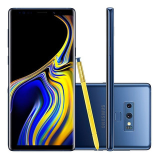 Smartphone Samsung Galaxy Note 9 128gb Nano Chip Android