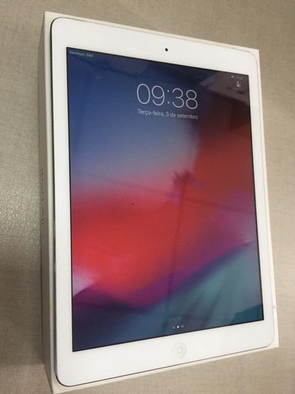 iPad Air 32gb A1475 Wi-fi + 4g Usado-oferta+nfe !!!