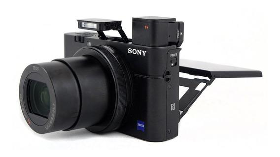 Sony Rx100 Iii - Lente 1.8-2.8 Wifi Video 60fps Viewfinder