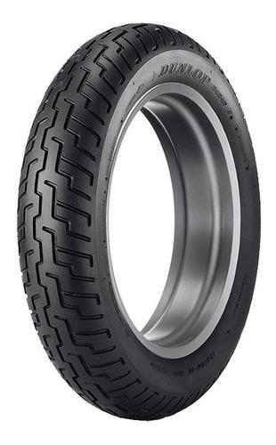 Cubierta Moto Dunlop D404 Trasera 150 80 R16 71h Frd