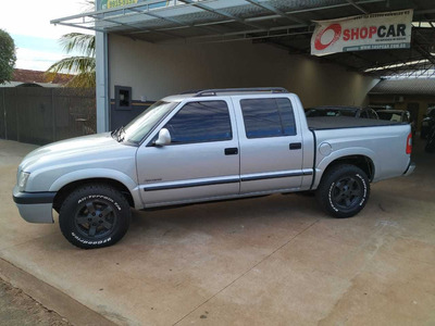 S10 Flex Advantage Cab Dupla