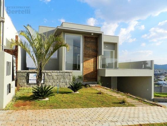 Casa Para Venda, 3 Dormitórios, Portal De Bragança Horizonte - Bragança Paulista - 2140