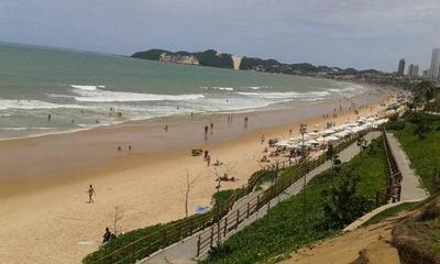 Hermoso Flat Sobre Praia Ponta Negra