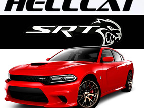 Dodge Charger 6.2 Srt-8 At