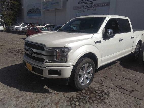 Ford Lobo 2018 5.0l Doble Cabina Xlt V8 4x4 At