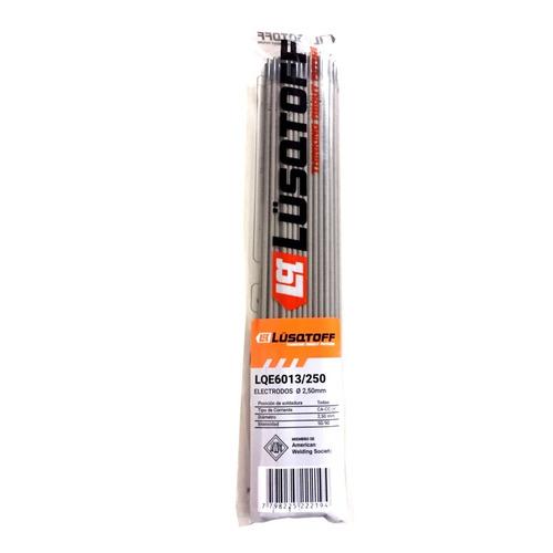 Electrodo X Kg 6013 - 2,5mm Lusqtoff
