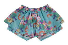f5e249161 Short Outras Marcas Meninas Verde no Mercado Livre Brasil