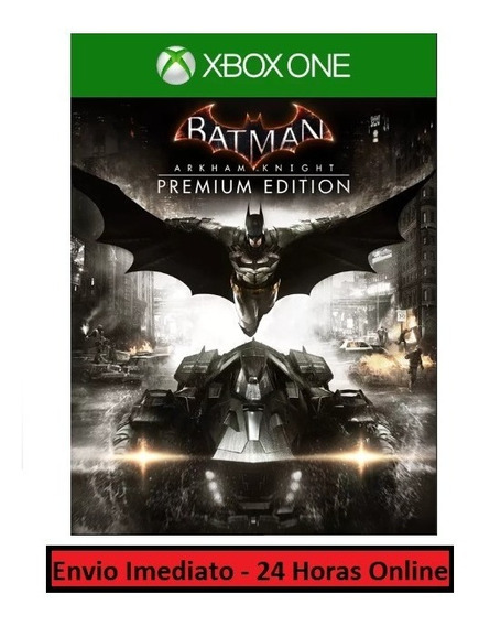 Batman Arkham Knight Jogo + Todas Dlc
