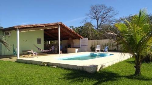Chácara Com Piscina E 2 Quartos Em Itanhaém/sp 6909-pc